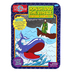 T. S. Shure, Jonah and the Whale Magnetic Tin Playset, 21 Pieces, Ages 3 Years and Older