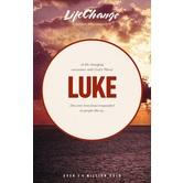 Luke, LifeChange Bible Study Series, by The Navigators, Paperback