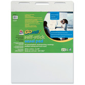 Pacon, Go Write! Self-Stick Easel Pad, 20 x 23 inches, 25 Sheets