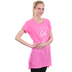 NOTW, Give It To God and Go To Sleep, Women's Sleep Shirt, Fuchsia, Small