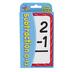 TREND enterprises, Inc., Subtraction 0-12 Pocket Flash Cards, 56 Cards, 3 1/8 x 5 1/4 inches, Ages 6-7