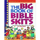 Big Book of Bible Skits by David C. Cook, 456 Pages, Paperback, Ages 10-Adult