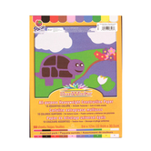 Pacon, Groundwood Construction Paper, 9 x 12 inches, Assorted Colors, 50 Sheets