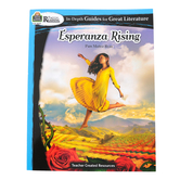 Teacher Created Resources, Rigorous Reading: Esperanza Rising, Paperback, 80 Pages, Grades 4-8