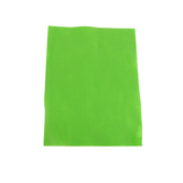 Neon Lime Felt Rectangle, 9 x 12 inches, 1 Piece