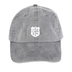 for KING & COUNTRY Baseball Style Cap, Gray, One Size Fits Most