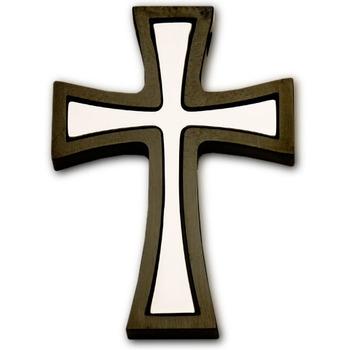 Cross On Cross Pendant Necklace