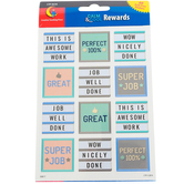 Creative Teaching Press, Calm and Cool Classroom Cool Stickers, Photographic, Pastels, 60 Pack