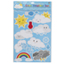 Ashley Productions, Inc., Die-Cut Magnetic Cute Weather Set, Pack of 14