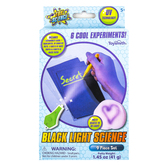 Toysmith, Toy Science Black Light Science Kit, 9 Pieces, Ages 5 & Older