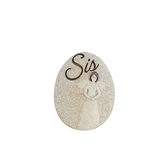 Carson Home Accents, Sister Angel Pocket Token, Stone