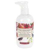 Michel Design Works, Sweet Floral Melody Lotion, 8 ounces