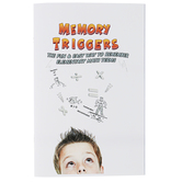 Memory Triggers: The Fun & Easy Way To Remember Elementary Math Terms, Paperback, Grades K-5