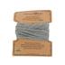 Natural Life, Heather Grey Boho Bandeau, Polyester/Rayon, Grey, 13 x 10 1/4 inches
