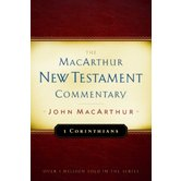 1 Corinthians, The MacArthur New Testament Commentary, by John MacArthur, Hardcover