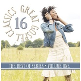 16 Great Gospel Classics Volume 1, by Various Artists, CD
