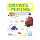 4M, Crystal Mining Science Kit, Ages 5 and up