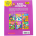 Scholastic, Little Skill Seekers: Basic Concepts Activity Book, 48 Pages, Grades PreK-1