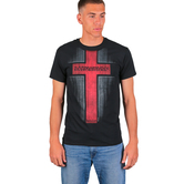 Kerusso, Acts 4:12, Salvation, Men's Short Sleeve T-Shirt, Black, S-2XL