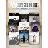 Top Christian Hits of 2017-2018, by Various Artists, Songbook