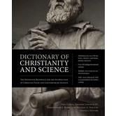 Dictionary Of Christianity And Science, by Various Authors, Hardcover