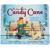 The Legend of the Candy Cane, by Lori Walburg, Board Book