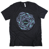 The Chosen, Against the Current, Men's Short Sleeve T-Shirt, Black, Small