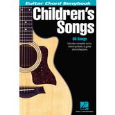 Children's Songs Guitar Chord Songbook, by Hal Leonard, Songbook