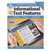 Carson-Dellosa, Understanding Informational Text Features Workbook, Paperback, 64 Pages, Grades 6-8