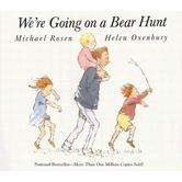 We're Going on a Bear Hunt, by Michael Rosen and Helen Oxenbury, Paperback