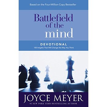 Battlefield of the Mind Devotional: 100 Insights That Will Change the Way You Think, by Joyce Meyer