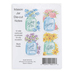 Product Concept Manufacturing, Mason Jar Die-Cut Note Cards with Envelopes, 12 Cards & Envelopes