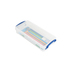 Really Useful Box, Storage Box with Latching Lid, Clear, 4 x 8.50 x 1.44 Inches, 2 Pieces
