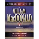 Comentario Biblico: Obra Completa, by William MacDonald, Hardcover