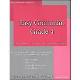 Easy Grammar Grade 4 Teacher