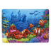 Outset Media, Clownfish Gathering Puzzle, 35 Pieces, 14 x 10 inches
