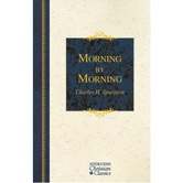 Morning by Morning, by Charles H. Spurgeon, Hardcover