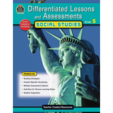 Differentiated Lessons & Assessments: Social Studies 5
