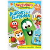 VeggieTales In The House: Puppies and Guppies, DVD