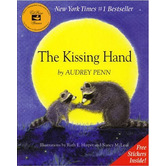The Kissing Hand with Sticker