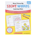 Scholastic, Now I Know My Sight Words Learning Mats, Paperback, 112 Pages, Grades K-2