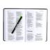NIV Premium Gift Bible, Imitation Leather, Black and Gray