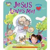 Jesus Loves Me, My Bible Sing Along Book, by Ron Berry and Chris Sharp, Board Book