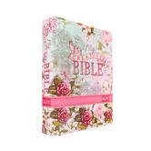 KJV My Creative Journaling Bible, Flexcover, Floral Design