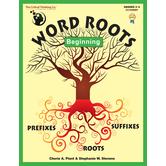 Beginning Word Roots, Grades 3-4