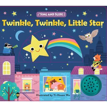 Twinkle, Twinkle Little Star, by Yi-Hsuan Wu, Sound Book
