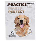 Master Books, Practice Makes Perfect Level 2 Math Lessons for a Living Education, Paperback, Grade 2