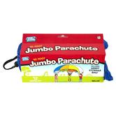 Toysmith, Jumbo Parachute, 10 Feet, Ages 3 and Older