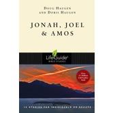 Jonah, Joel & Amos, LifeGuide Series, by Doug Haugen and Doris Haugen, Paperback