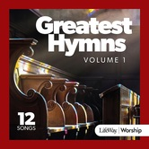 Greatest Hymns: Volume 1, by Various Artists, CD